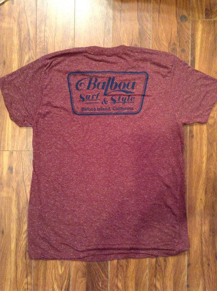 Balboa Surf and Style Classic Men's Shop T-Shirt