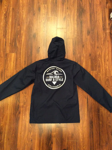 Balboa Surf & Style Coaches Jacket