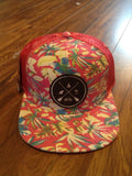 Paddle Board Newport Beach Snapback Hat
