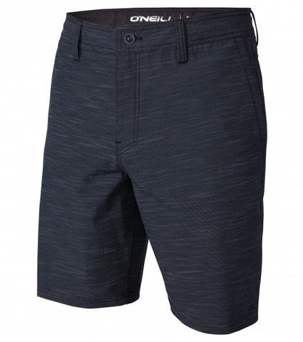 Locked Slub Hybrid (Navy)
