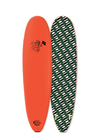 "Catch Surf Log x DFW Edition 8"" Orange"
