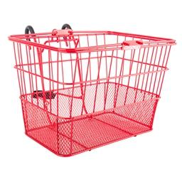 BASKET SNLT MESH LIFT OFF RED