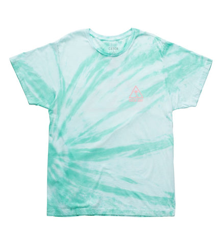 Catch Surf  Team II Tee Aqua Marine Tee