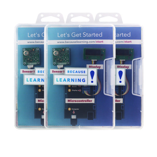 Shop Because Learning Classroom Launch Packs & Individual
