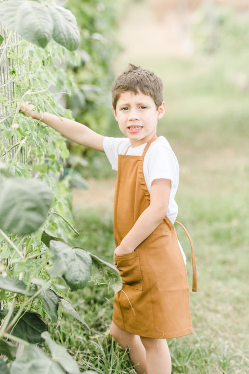 Children's Everyday Apron (Ages 5-8)