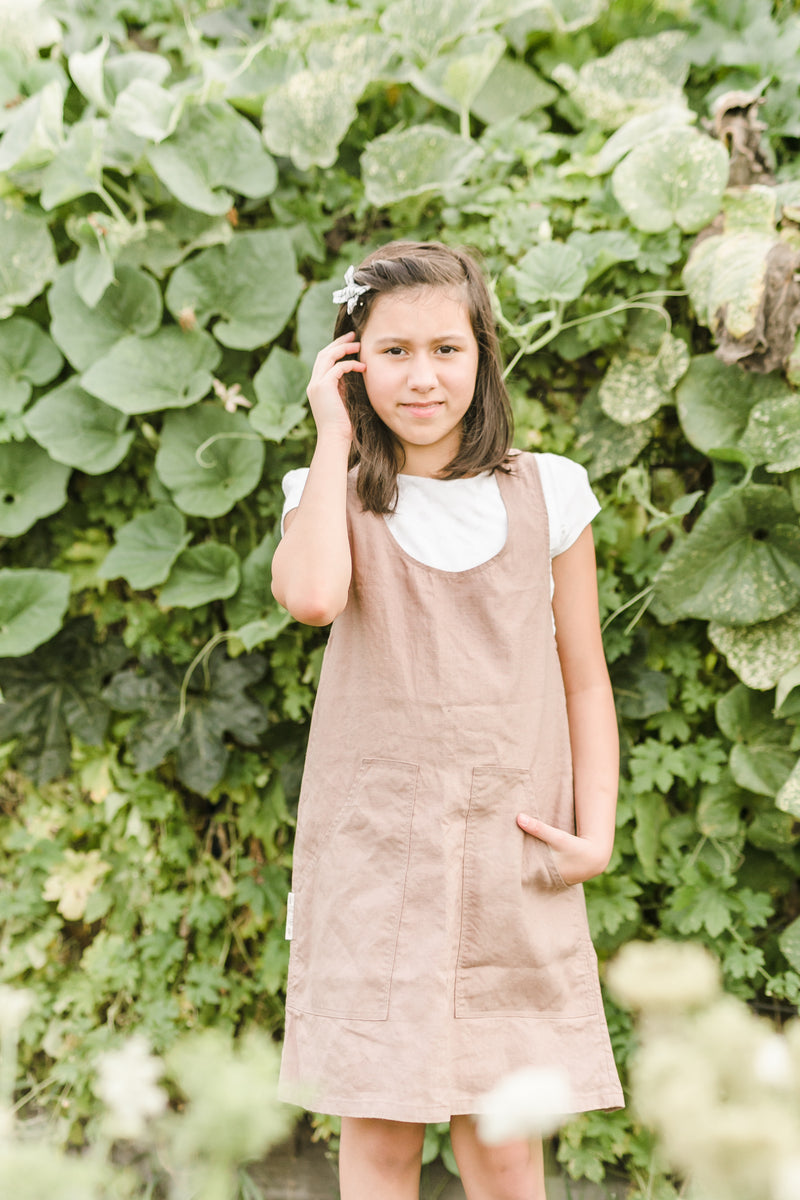 Youth Pinafore Apron