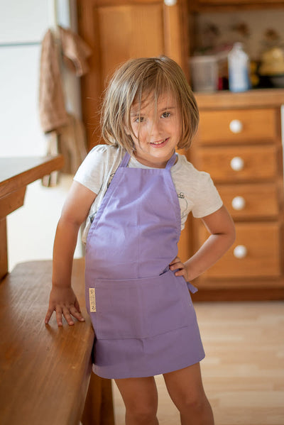 Children's Everyday Apron (Ages 3-5)