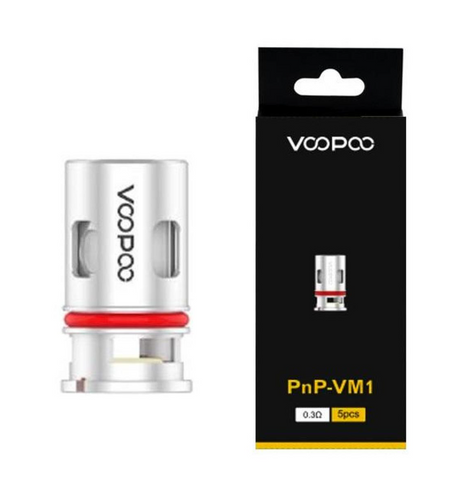 Voopoo Drag X/S Mod Pod Replacement Coils