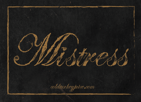 Mistress Eleanor by Cold Turkey