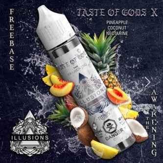 Taste of Gods X by Illusions