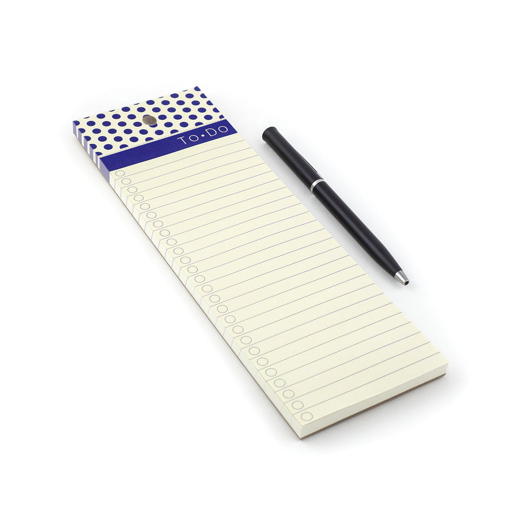 Jotblock Long To Do List pad to help keep the kids (and spouse) organized by creating a to do list