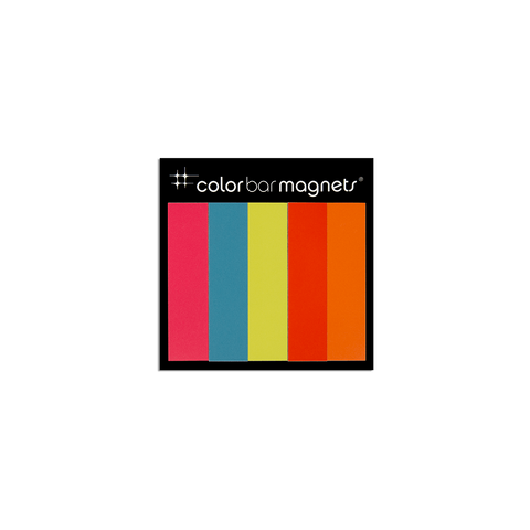 color bar magnets