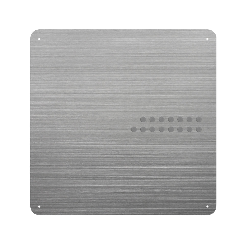square dot magnet board