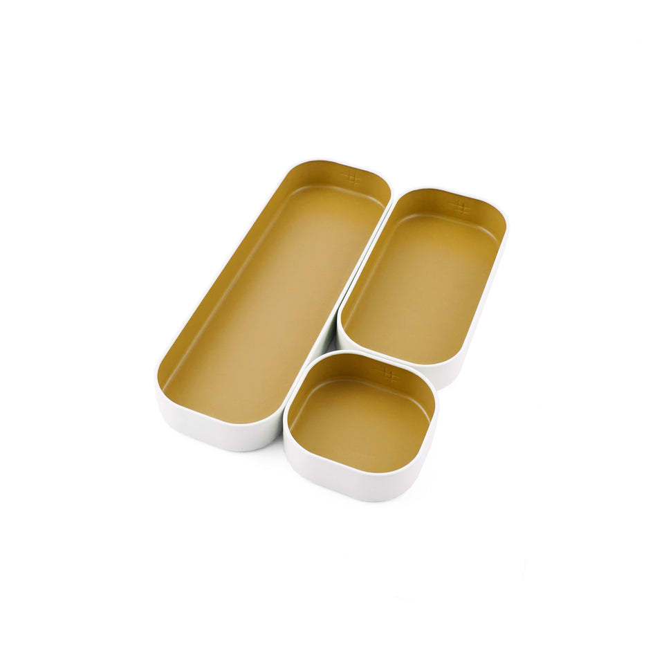 stacking bin sets of 3 small