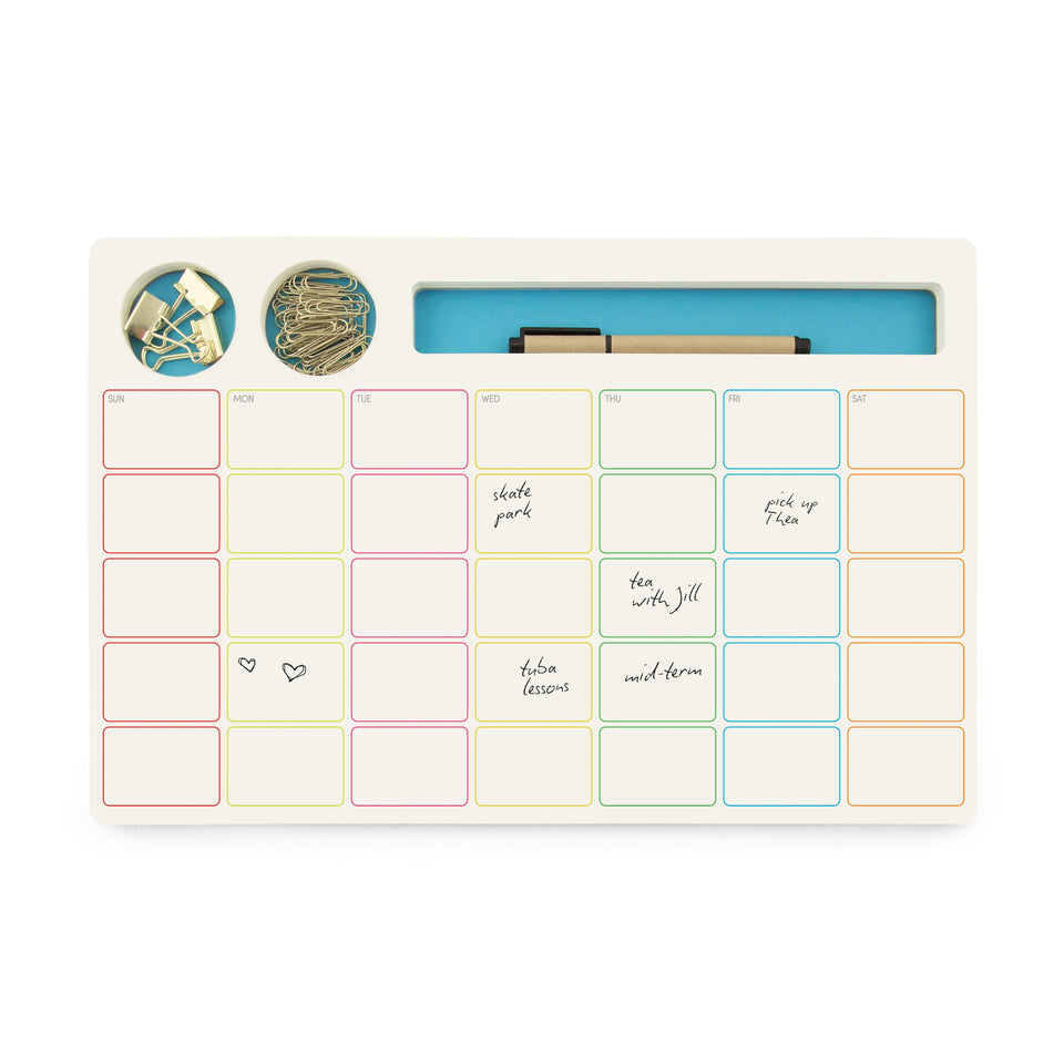 jOTBLOCK monthly planner