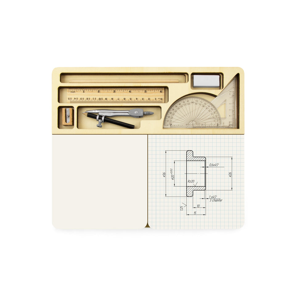 jOTBLOCK drafting set