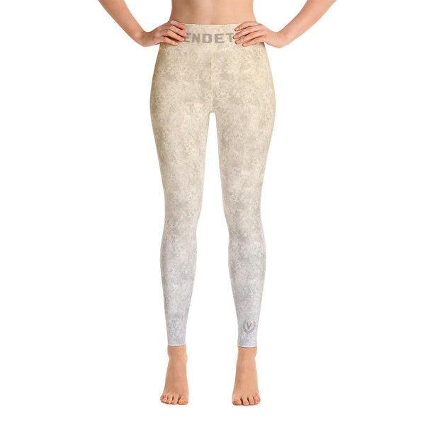 Desert Camo Yoga Leggings