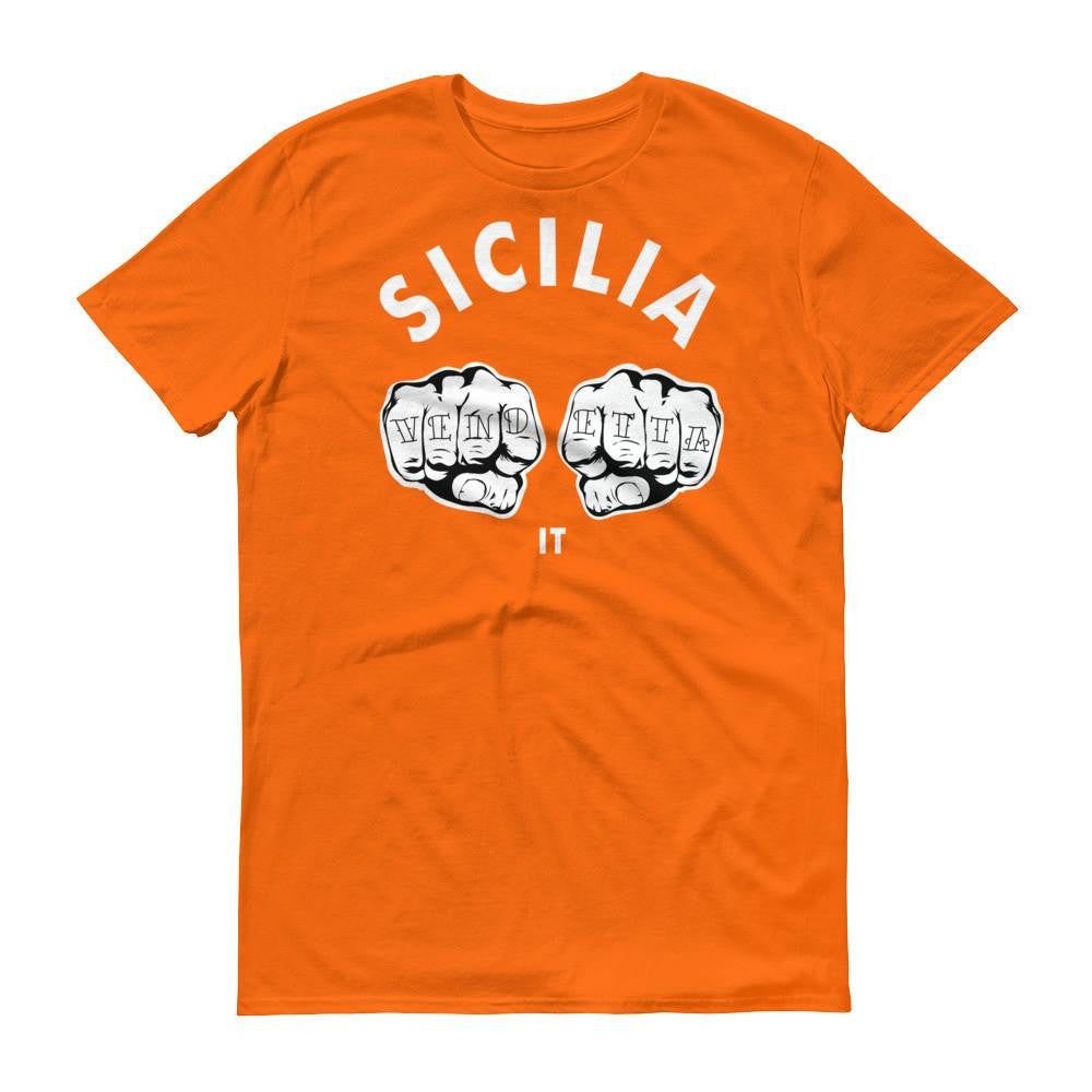 Short sleeve Sicilia Fists t-shirt