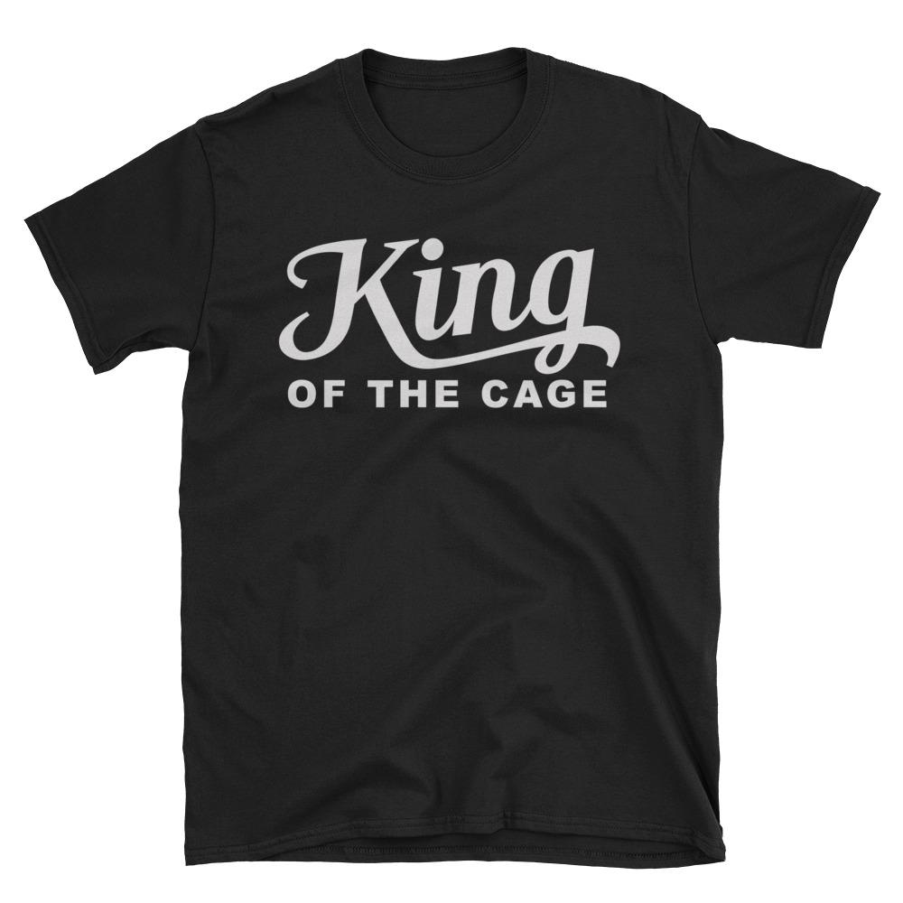 King of The Cage Short-Sleeve Unisex T-Shirt