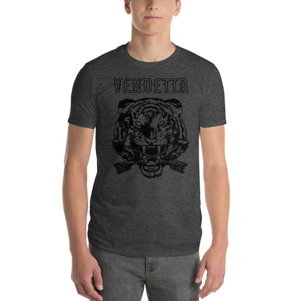 VENDETTA Men's Danger T-Shirt