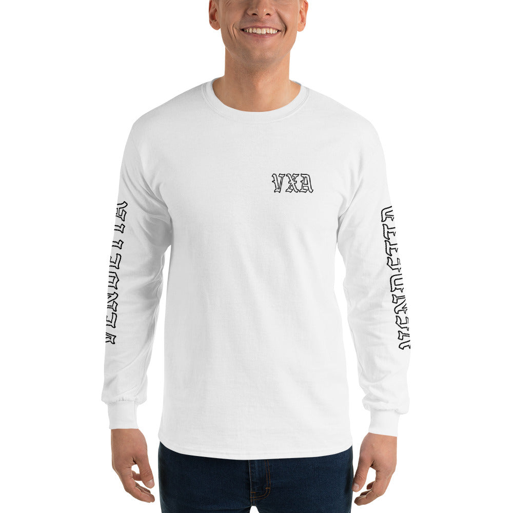 VENDETTA Men's Rest in Pieces Long sleeve Shirt