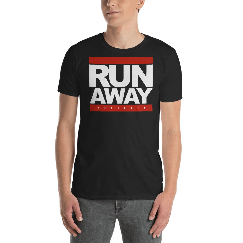 VENDETTA Men's Run Away RUN DMC Shirt