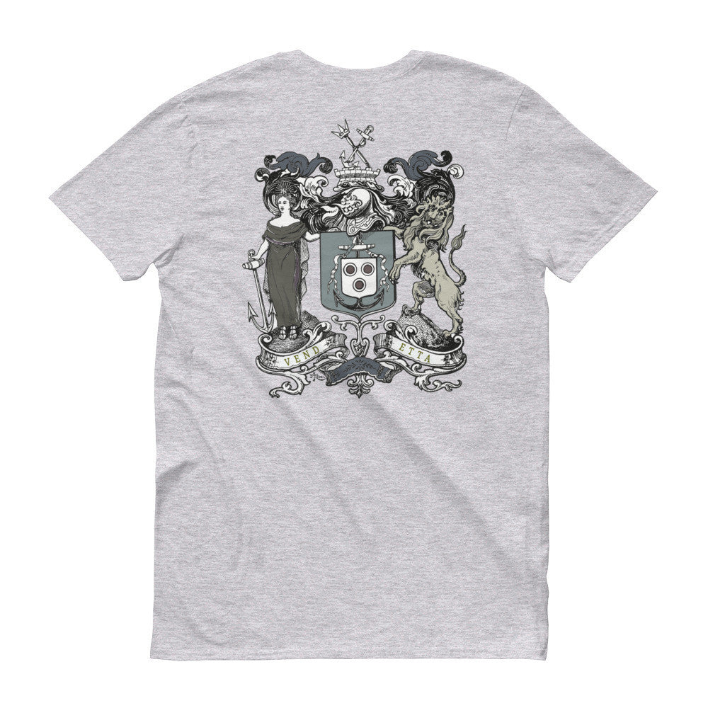 Short sleeve Crest  t-shirt