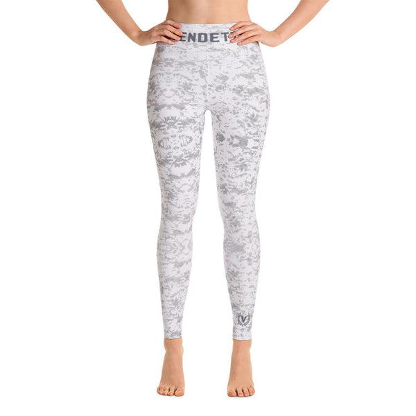 Concrete Jungle Yoga Leggings