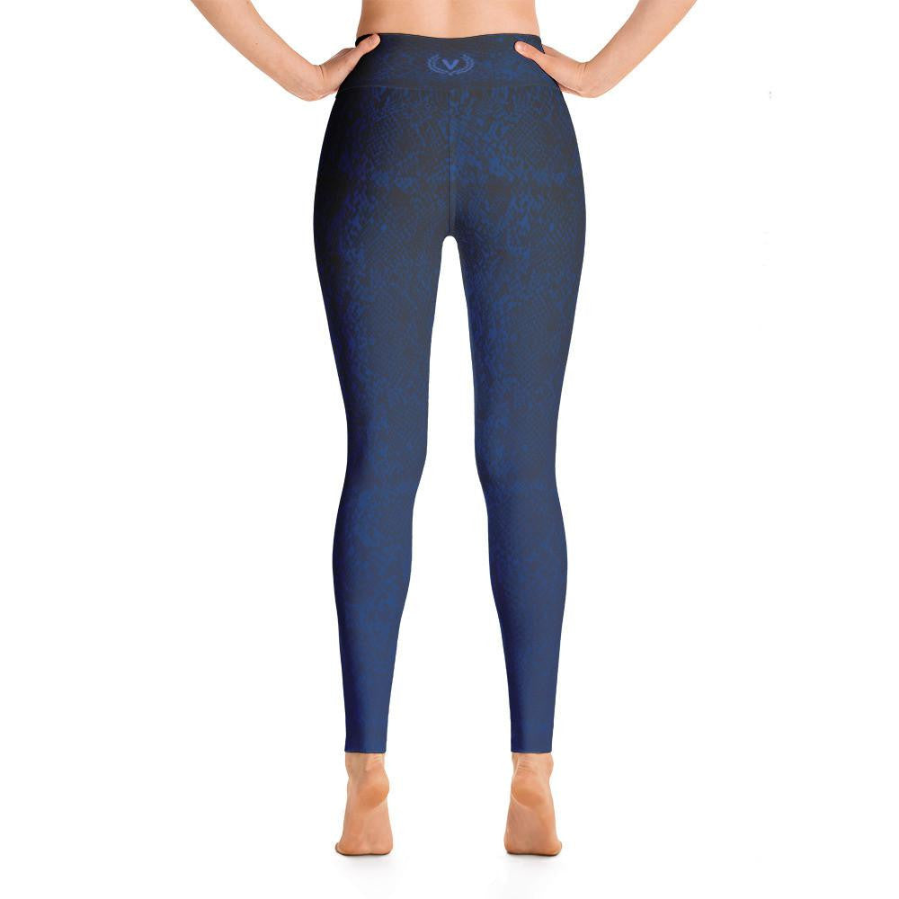 Vendetta Snake Skin Yoga Leggings