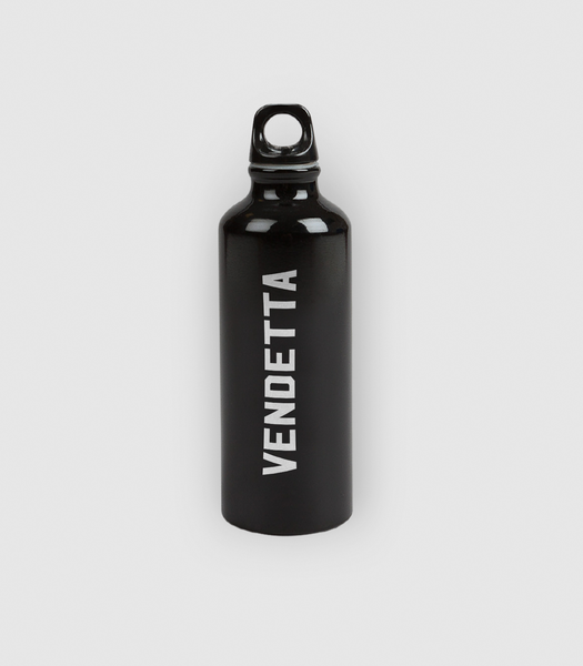 Vendetta Black Water Bottle - Vendetta