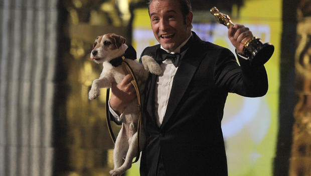 Uggie the dog oscar winner The Actor