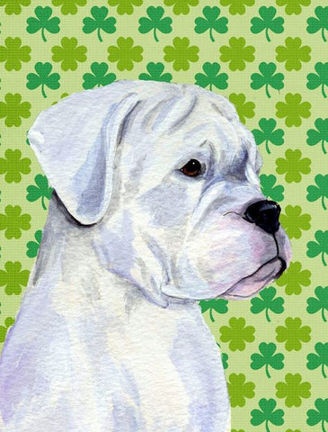 Wayfair Boxer Print for St. Patrick's Day
