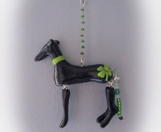 Greyhound Irish Charm