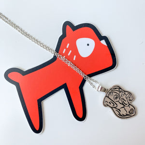 Boxer Necklace