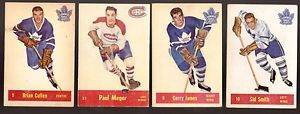 1950's Hockey Cards