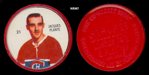 1960-61 Shiffiff Hockey Coinds