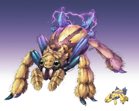 Pokemon Bug Types
