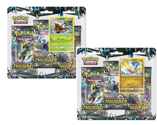 POKÉMON SUN & MOON-LOST THUNDER