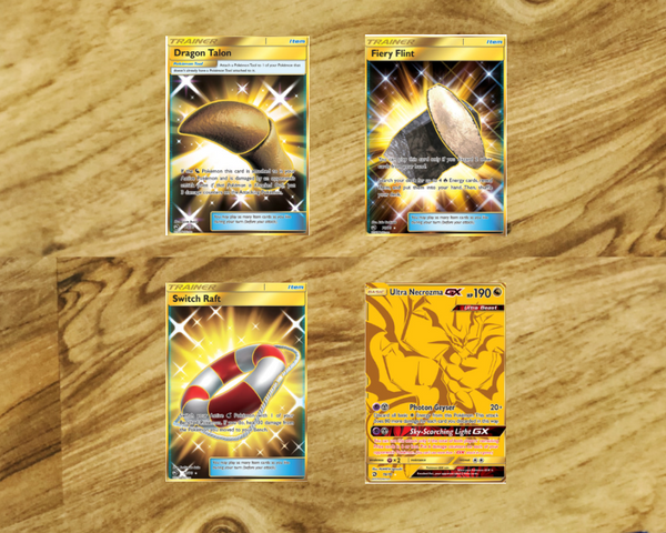 Dragon Majesty Cards