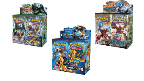 Booster Box Special