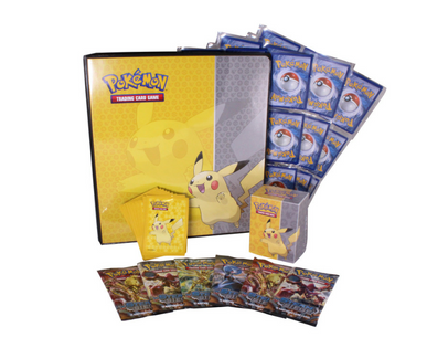 pokemon pikachu bonanza bundle steam siege