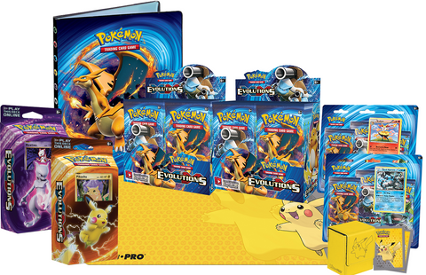 Pokemon TCG Evolutions