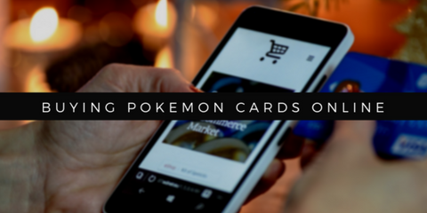 Buying Pokemon Cards Online