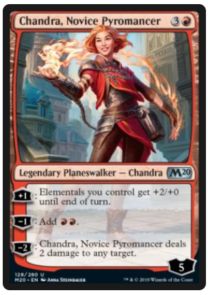 Best Pokemon Sets 2020 Core Set 2020: The Three Faces of Chandra | Zephyr Epic