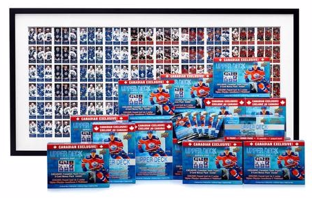 Enter to win the Ultimate Hockey Card Collection!