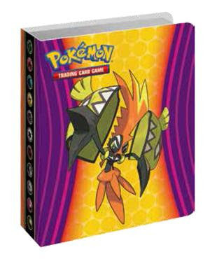 Tapu Koko Card Album