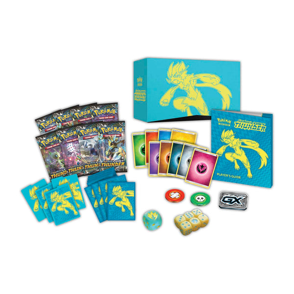 POKÉMON SUN & MOON-LOST THUNDER ELITE TRAINER BOX