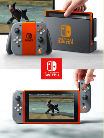 Pokemon on the switch