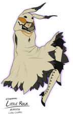 Pokemon Sun and Moon Mimikyu Gijinka