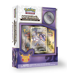 Pokemon Mythical Genesect